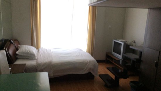 New Space Huiyuan Service Apartment: 室内