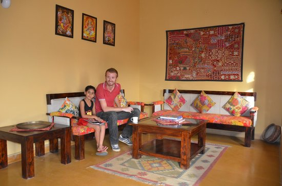 Jasmin Home: A guest with Jasmin