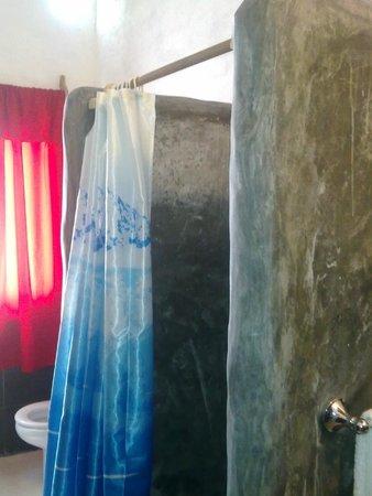 Kintana Resort & Spa : bagno