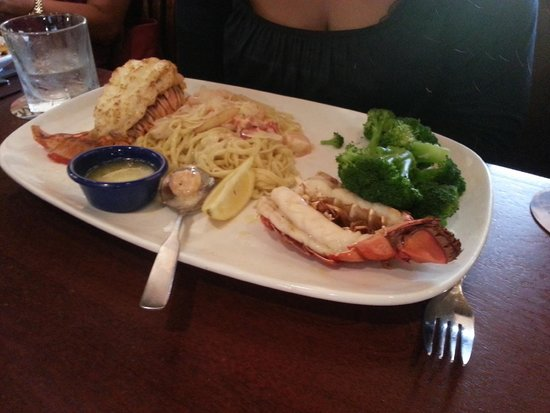 Red Lobster : order