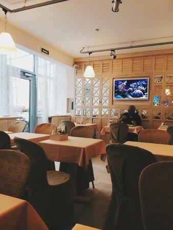 Red Stars Hotel: завтрак