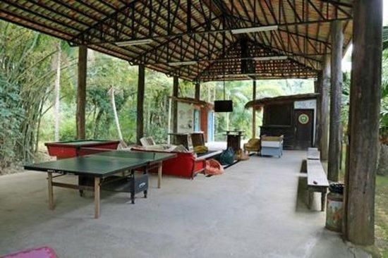 Hotel Fazenda 3 Pinheiros: Área de lazer