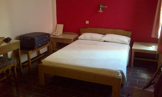 Brascos Hotel: Single room