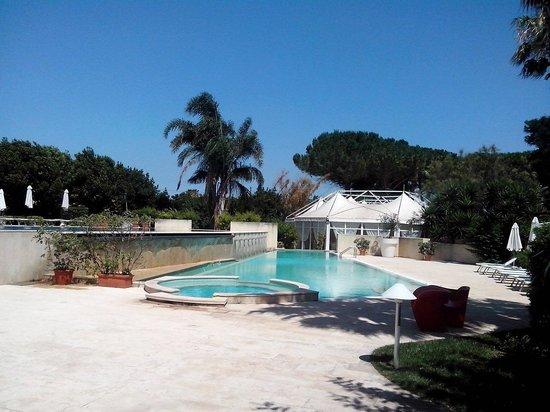 Hotel Caiammari : Small pool