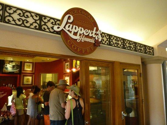 Lappert's Ice Cream: いつも混雑