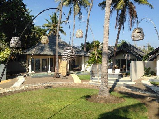 Lilin Lovina Beach Hotel : ห้องพักของรีสอร์ท
