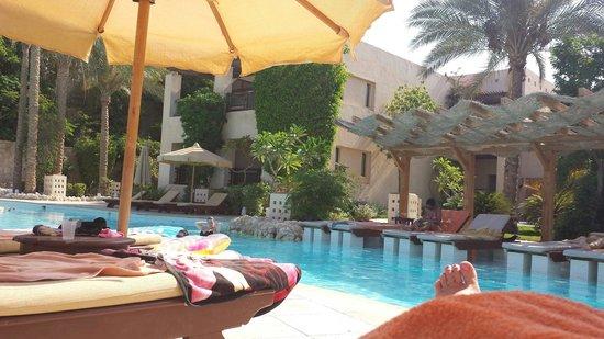 The Grand Hotel Sharm El Sheikh: Relax pool