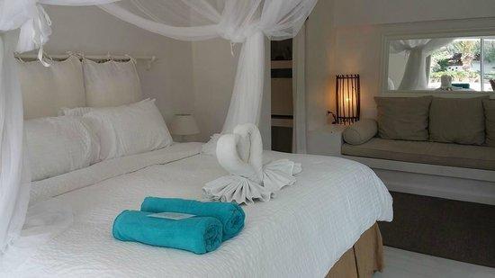 King's Garden Resort: Very soft comfortable bed