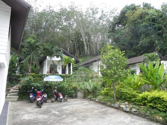 Privacy Resort Koh Chang Thailand: Die Bungalows