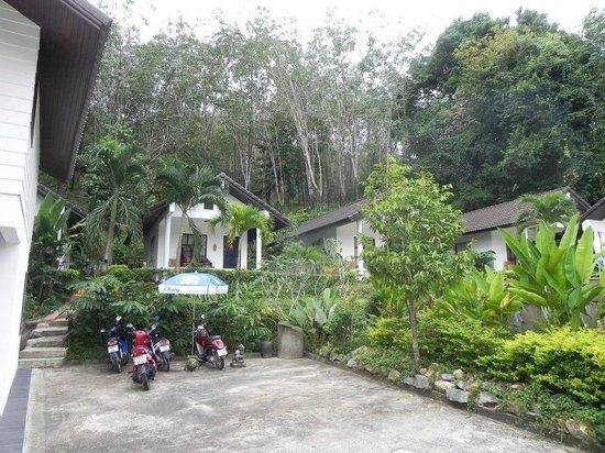 Privacy Resort Koh Chang: Die Bungalows