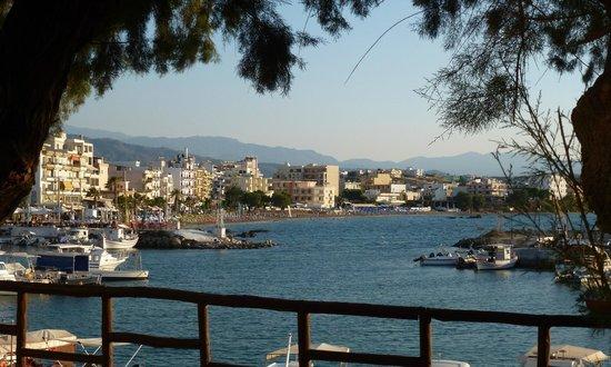 Danaos Hotel: Nea Chora beach, Chania