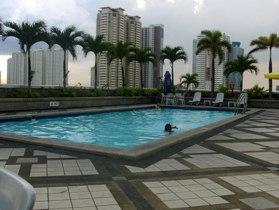 Pool Picture Of The Pearl Manila Manila Tripadvisor