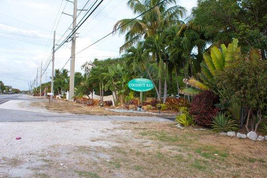 Coconut Bay Resort: Ingang