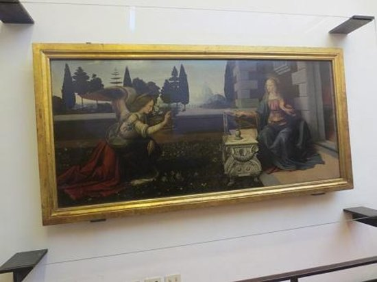 Uffizien (Galleria degli Uffizi): june 2014