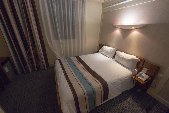 Hotel Art Deco Euralille: номер