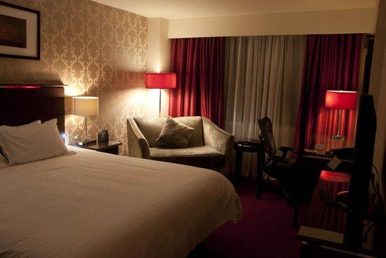 Hilton Garden Inn Aberdeen City Centre: номер