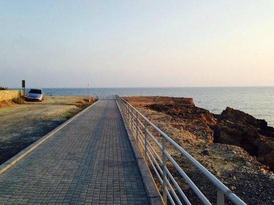 Hotel Sempati : Lapta Coastal walk