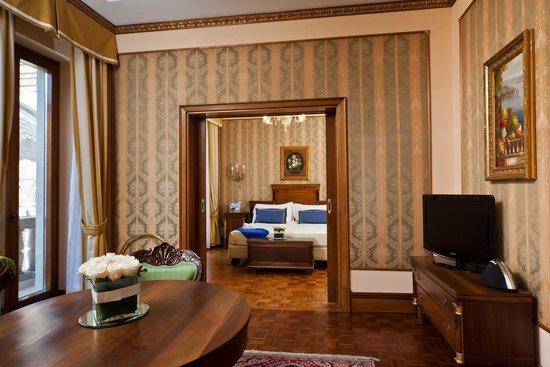 Due Torri Hotel: Deluxe Suite