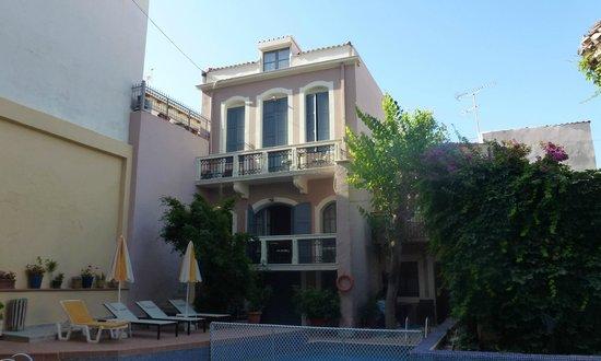 Ideon Hotel : The hotel annexe