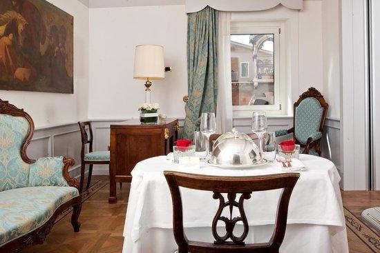 Due Torri Hotel: Suite Saint Anastasia