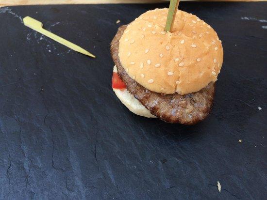 Badiana Tapas: Mini hamburguesas
