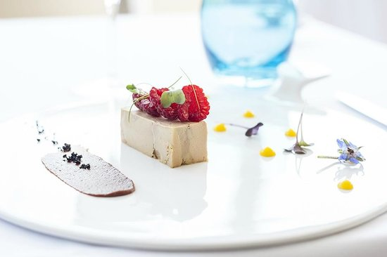 Five Seas Hotel Cannes: Duck Foie Gras by Arnaud Tabarec