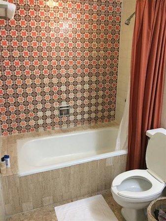 Princess Mundo Imperial: Really retro or old bathroom decor