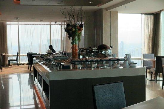 Eastin Grand Hotel Sathorn: Executive Lounge