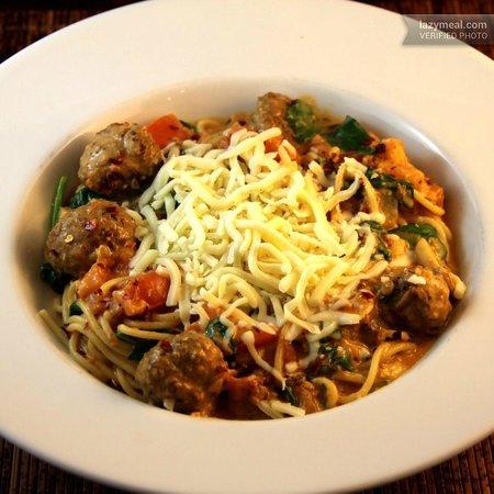 Photo of Italian Restaurant Basil Pasta Bar at 636 Davie St, Vancouver V6B 2G5, Canada