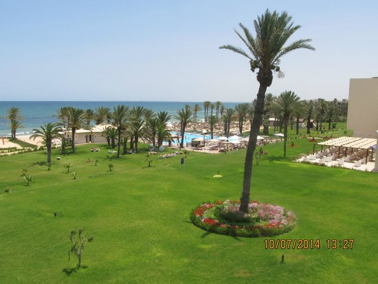 TUI SENSIMAR Scheherazade : View from room 322