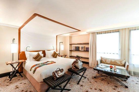 Five Seas Hotel Cannes : Junior Suite
