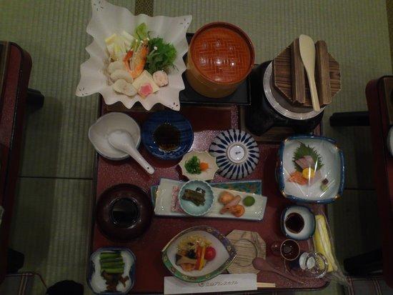 Tateyama Prince Hotel: タイミングの良いサービスでした