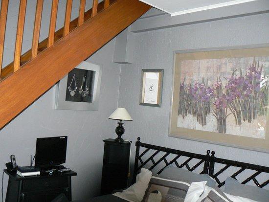 Moulin d'Hauterive : Chambre