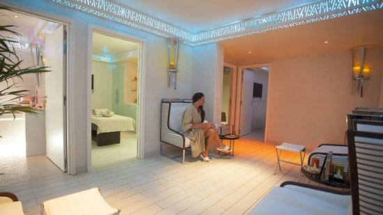 Five Seas Hotel Cannes: Spa Relaxing Room