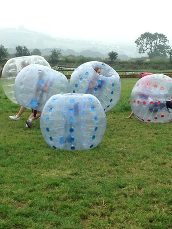 Live For Today Adventures: Body Zorbing