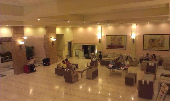 King Minos Palace Hotel : Lobby