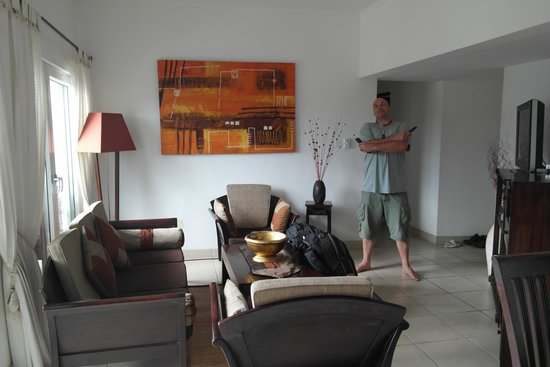 Hanneman Holiday Residence: living room  (ROOM6)