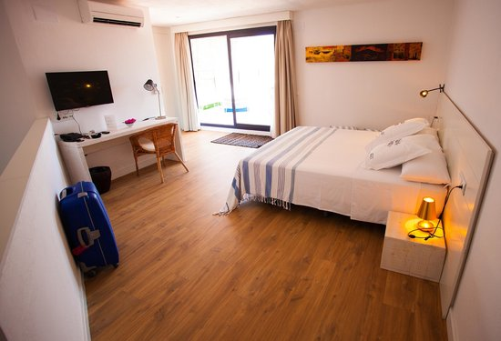 Hotel Boutique Horta d'en Rahola : Room no 7