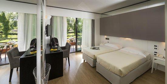 UNA Hotel Forte dei Marmi : Classic room