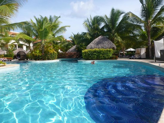 The Reserve at Paradisus Punta Cana: La piscine