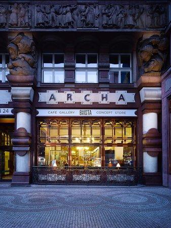 Cafe Archa Barista