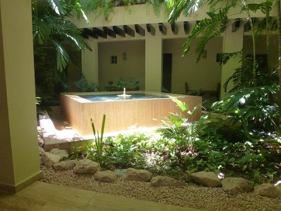 The Reserve at Paradisus Punta Cana : La patio