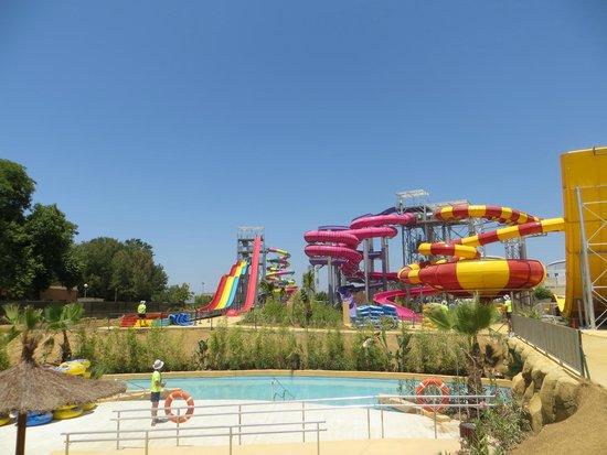 Parque Isla Mágica: parc aquatique
