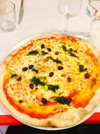 Xavier La Pizzaiola : Pizza pizzaiola