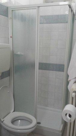 Residence Matteini : bagno