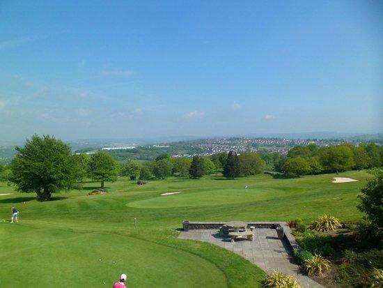 Bryn Meadows Golf, Hotel & Spa: Gorgeous scenery