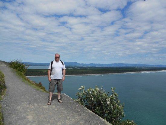 Mount Maunganui Summit Track: Matakana Island is backdrop to track