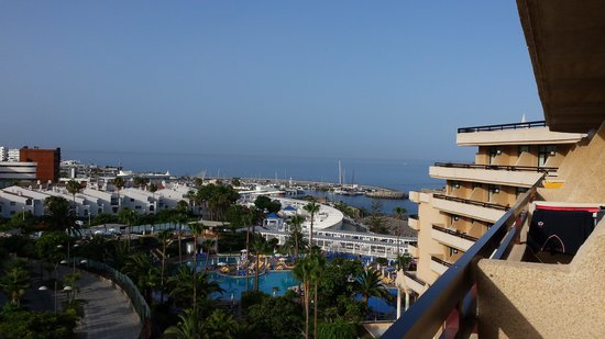 Iberostar Torviscas Playa: View from our room 557
