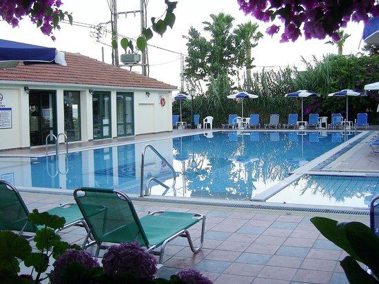 Tara Beach Hotel: pool area