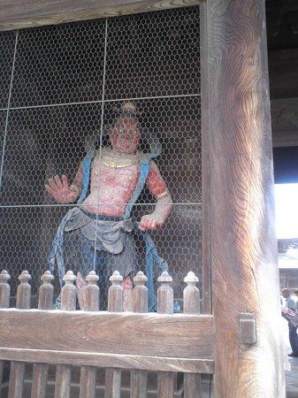 Zuiryuji Temple: 迫力です!